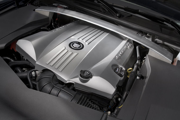 Cadillac Sts Picture on Cadillac V8 Engine Timing Chain Problems