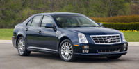 2008 Cadillac STS Pictures