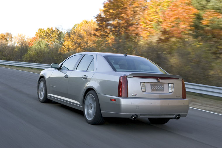 2009 Cadillac STS-V - Picture / Pic / Image