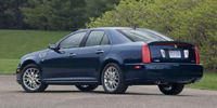 2009 Cadillac STS Pictures