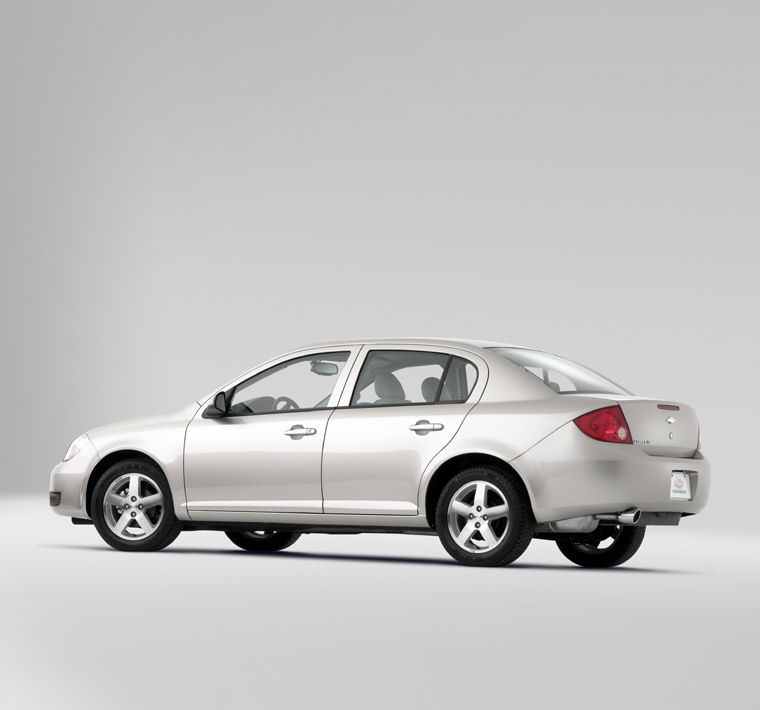 2005 Chevrolet Chevy Cobalt Lt Sedan Picture Pic Image