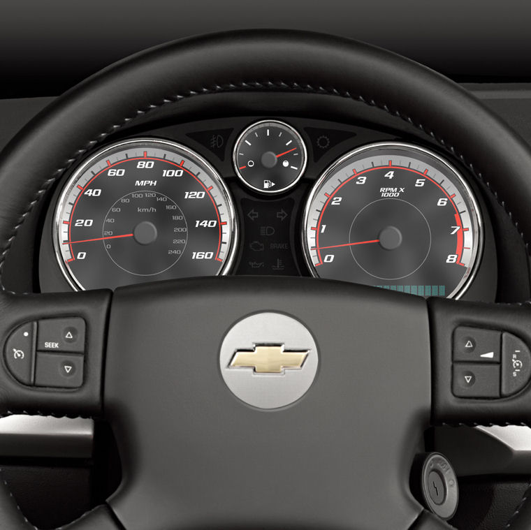 2006 Chevrolet Chevy Cobalt Ss Supercharged Gauges