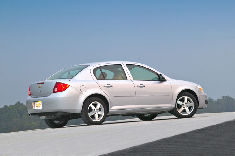 2007 chevrolet chevy cobalt lt sedan picture pic image. Cars Review. Best American Auto & Cars Review