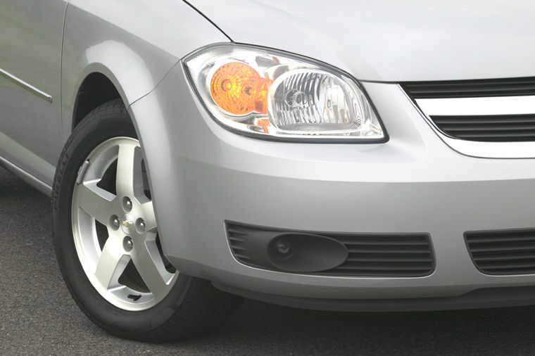 2007 Chevrolet Chevy Cobalt Lt Sedan Headlight Picture