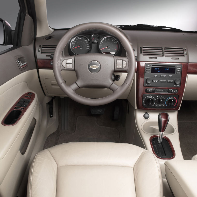 2007 Chevrolet Chevy Cobalt Lt Interior Picture Pic