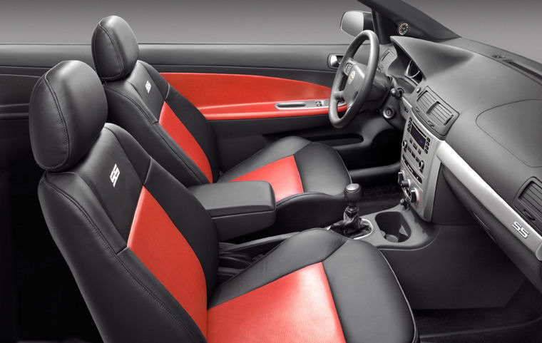 2007 chevrolet chevy cobalt ss supercharged front seats. Black Bedroom Furniture Sets. Home Design Ideas