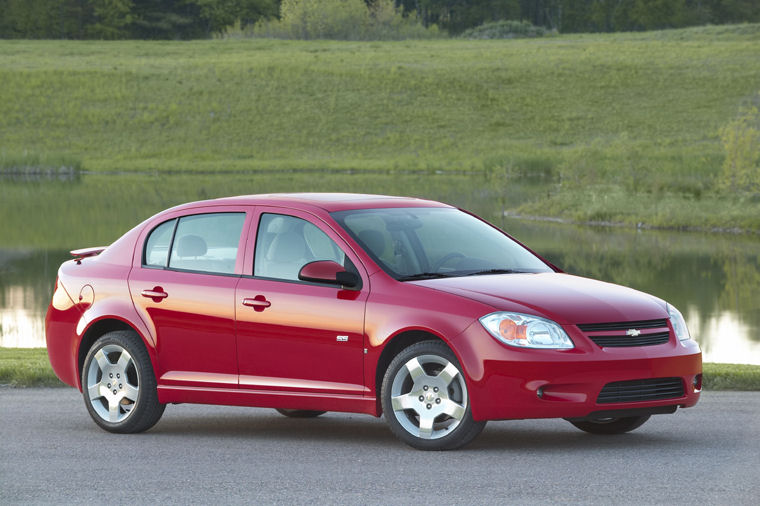 2007 chevrolet chevy cobalt ss sedan picture pic image. Black Bedroom Furniture Sets. Home Design Ideas