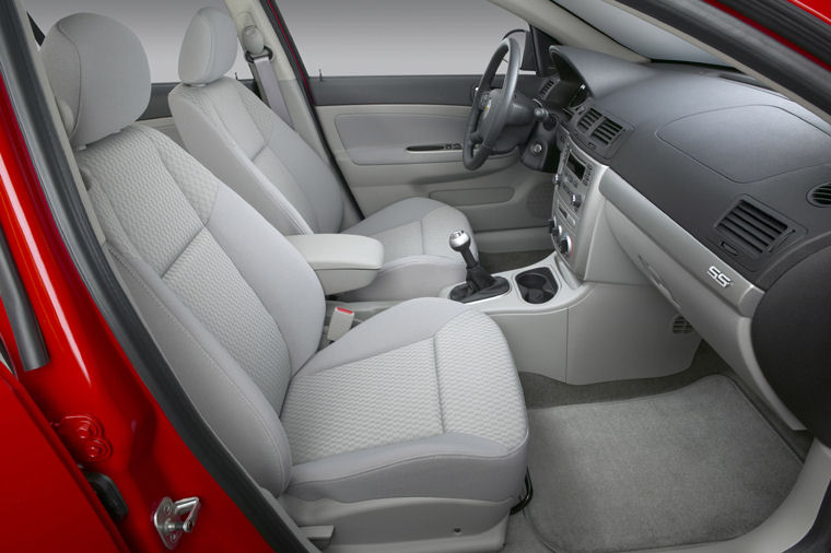 2008 Chevrolet Cobalt Ss Interior Picture Pic Image