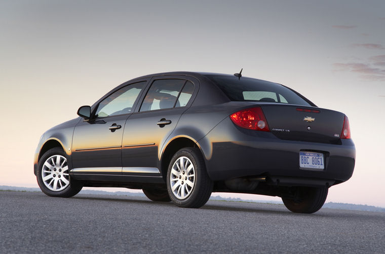 2009 chevrolet cobalt sedan ls picture pic image. Cars Review. Best American Auto & Cars Review