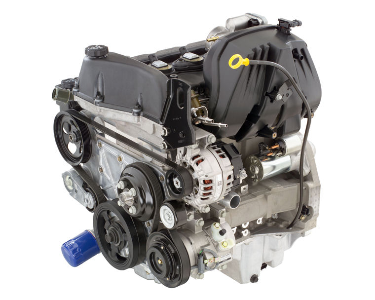 2004 Chevrolet Colorado 2.8L 4-cylinder Engine - Picture ...
