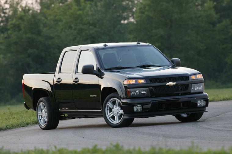 2008 Chevrolet Colorado Crew Cab - Picture / Pic / Image