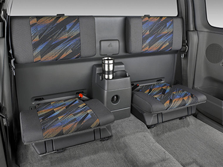 701950efd2 2008 Chevrolet Colorado Extended Cab Rear Seats - Picture   Pic   Image