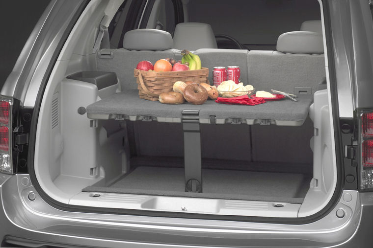 2006 Chevrolet Equinox Trunk  Picture  Pic  Image