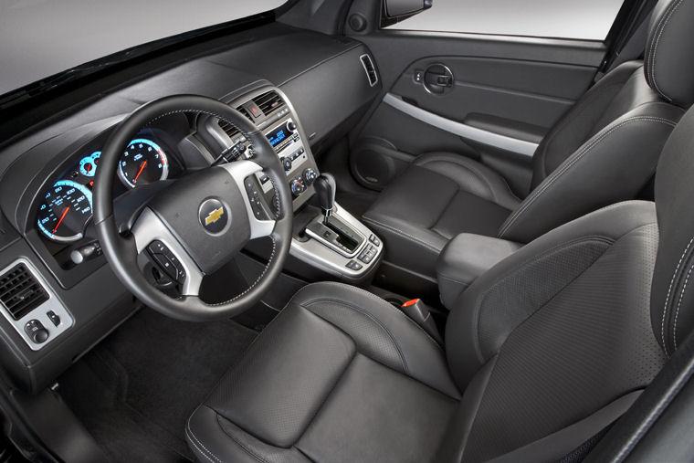 2009 Chevrolet Equinox Sport Interior Picture