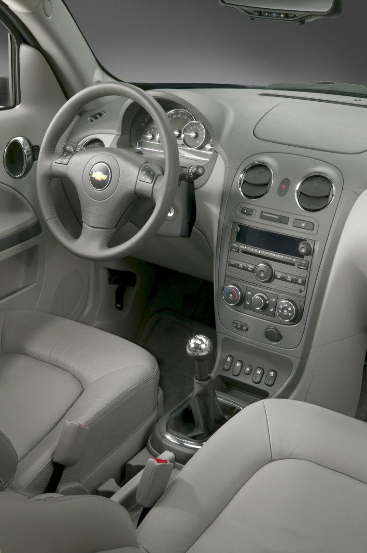 2008 Chevrolet Hhr Interior Picture Pic Image