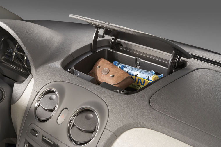 2009 Chevrolet Hhr Dashboard Storage Picture Pic Image