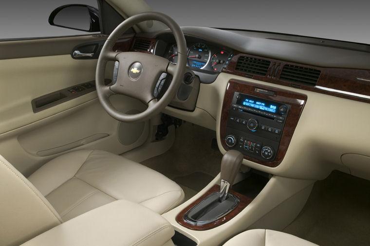 2009 Chevrolet Impala Interior Picture Pic Image