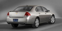2009 Chevrolet Impala Pictures