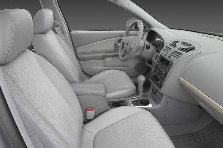 2006 Chevrolet Chevy Malibu Maxx Interior Picture