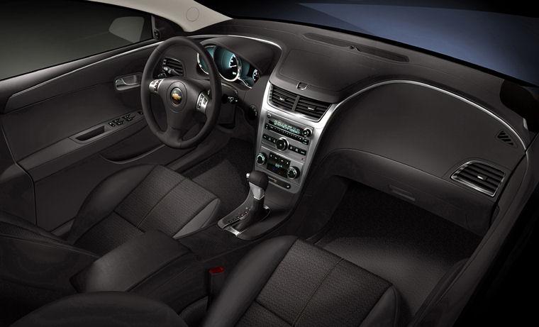 2009 Chevrolet Chevy Malibu Lt Interior Picture