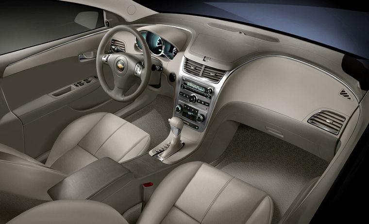 2009 Chevrolet Chevy Malibu LT Interior Picture Pic
