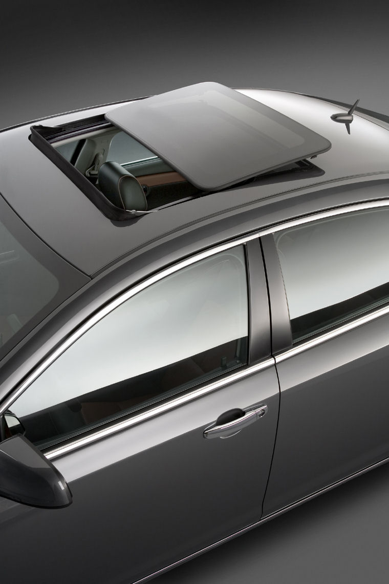 2009 Chevrolet Chevy Malibu Ltz Sunroof Picture Pic