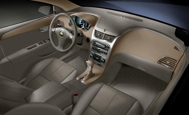 2009 Chevrolet (Chevy) Malibu LS Interior Picture