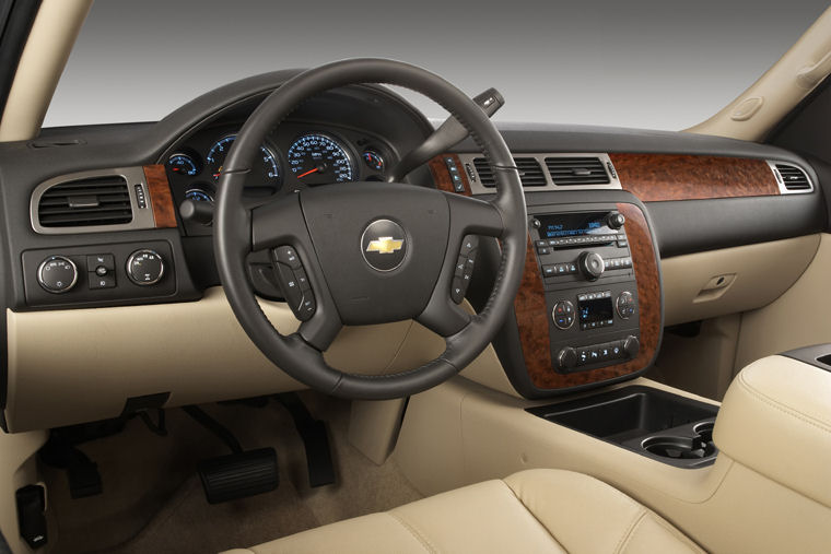 2008 Chevrolet Silverado 1500 Extended Cab Interior Picture Pic Image
