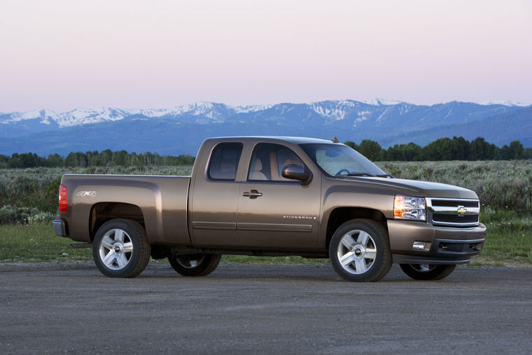 2009 chevrolet silverado 1500 extended cab picture pic image. Black Bedroom Furniture Sets. Home Design Ideas