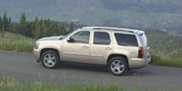 2009 Chevrolet Tahoe Pictures