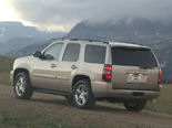 Chevrolet Tahoe Wallpaper