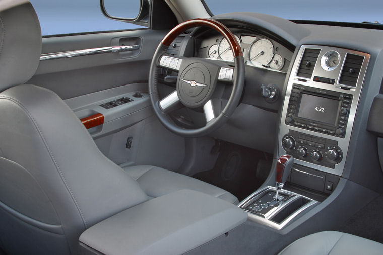 2009 Chrysler 300c Interior Picture Pic Image