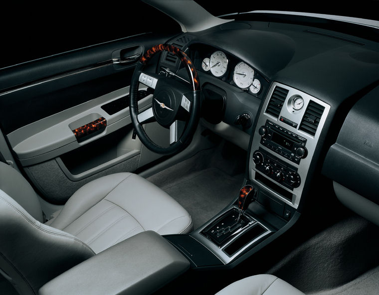 2009 chrysler 300c interior picture pic image - Chrysler 300 interior accessories ...