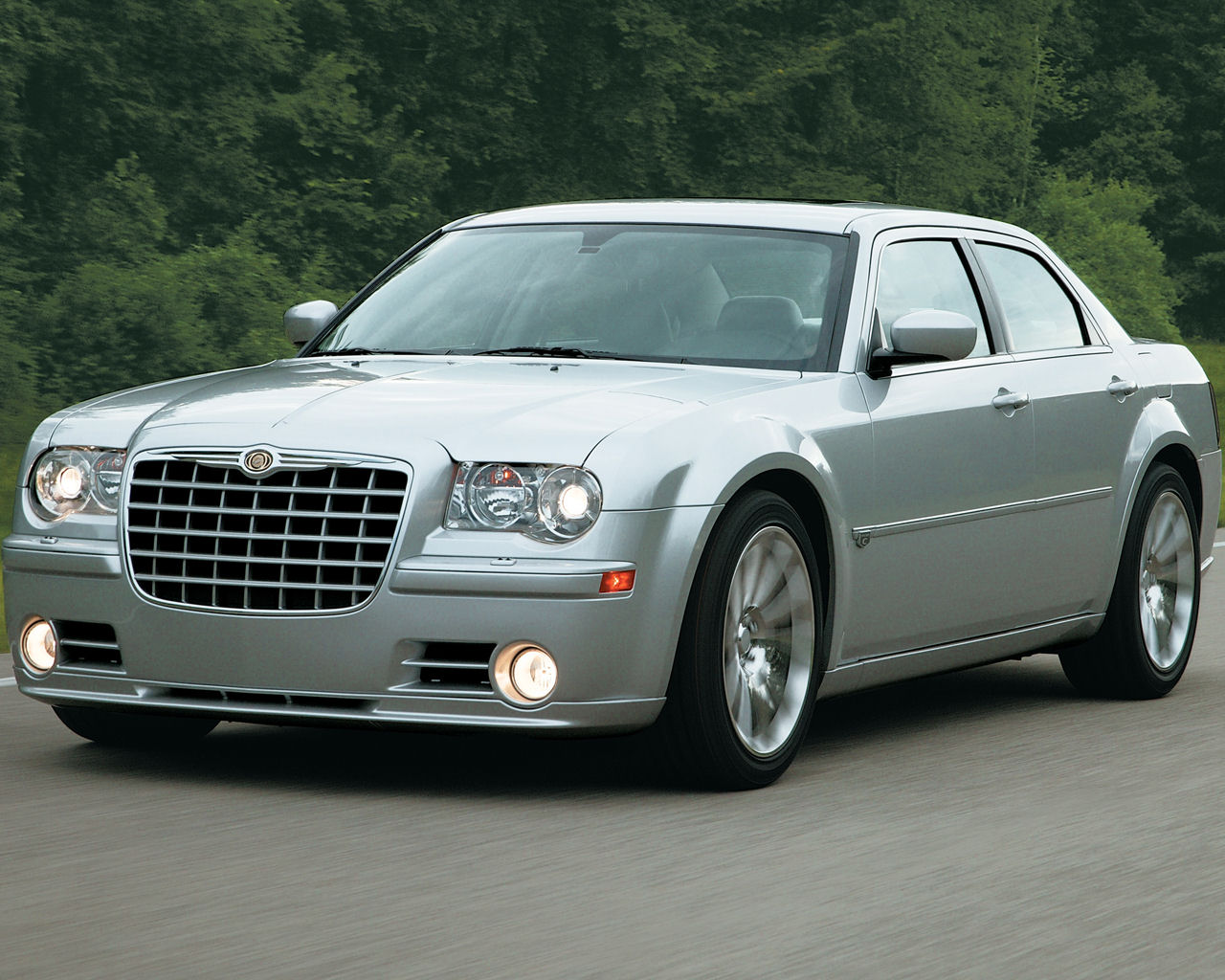 Chrysler 300 Touring Limited 300c Srt8 Free 1280x1024