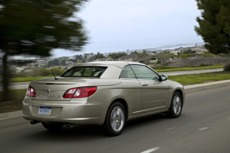 2009 Chrysler Sebring Limited Convertible Picture Pic
