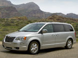 Chrysler Town & Country Wallpaper