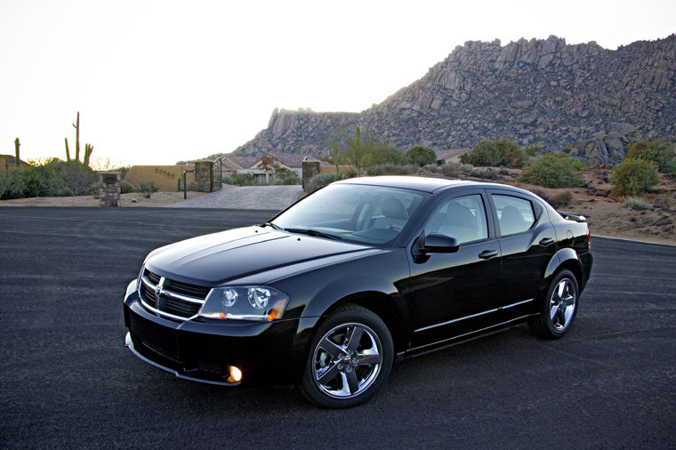 Rt 22 Honda >> 2008 Dodge Avenger R/T - Picture / Pic / Image