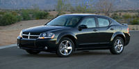 2009 Dodge Avenger Pictures