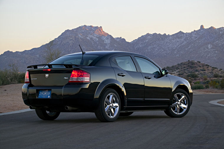 Dodge Avenger Picture on Dodge Dakota Rt Black