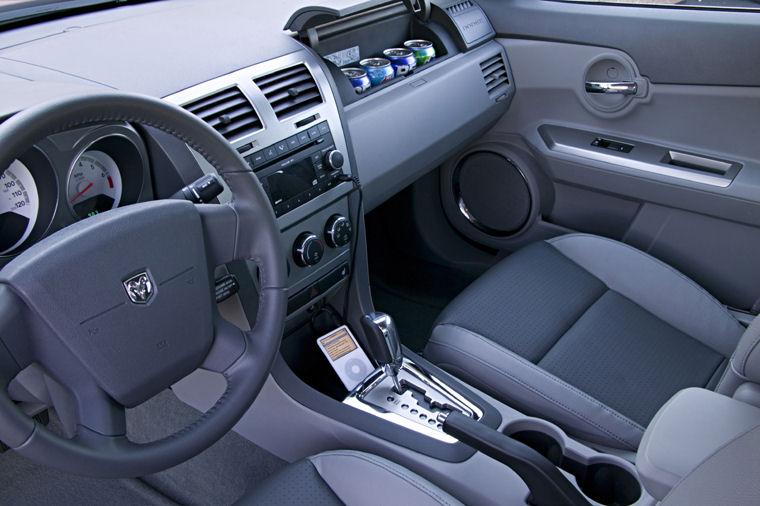 2010 Dodge Avenger Interior Picture Pic Image
