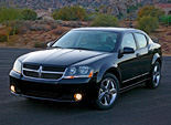 Dodge Avenger Wallpaper