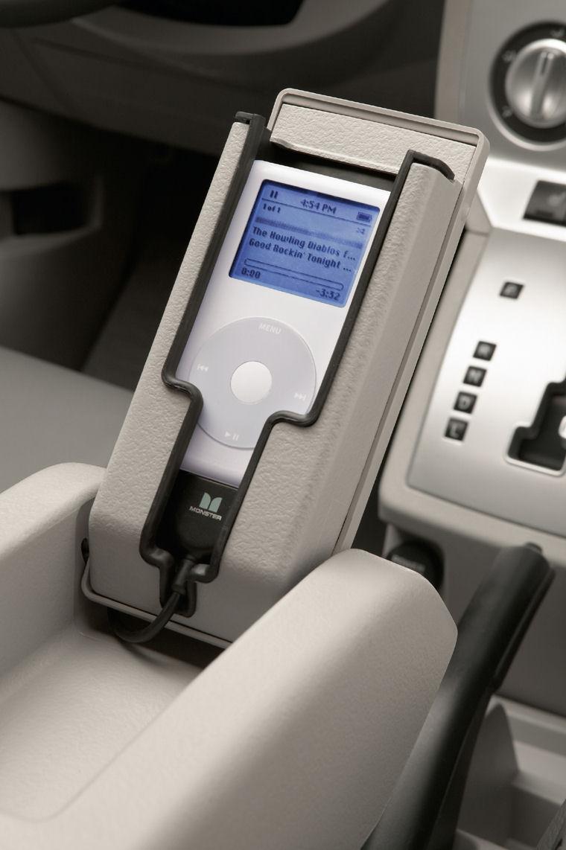 2007 Dodge Caliber Interior Picture