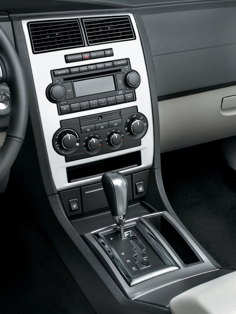 2006 Dodge Charger Center Console Picture Pic Image
