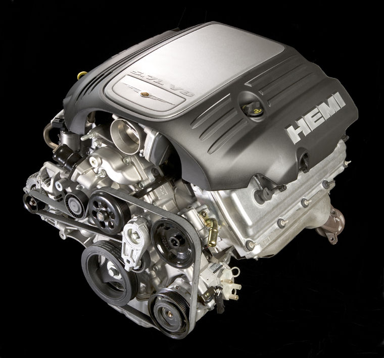 Engine For 2008 Dodge Charger: 2010 Dodge Charger 5.7L V8 Hemi Engine