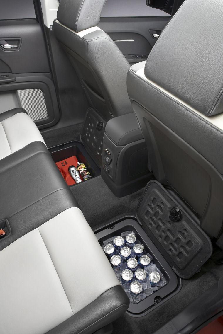 2009 Dodge Journey Interior Picture Pic Image