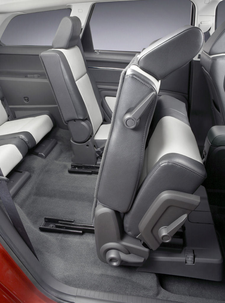 Wonderful 2010 Dodge Journey Interior Picture