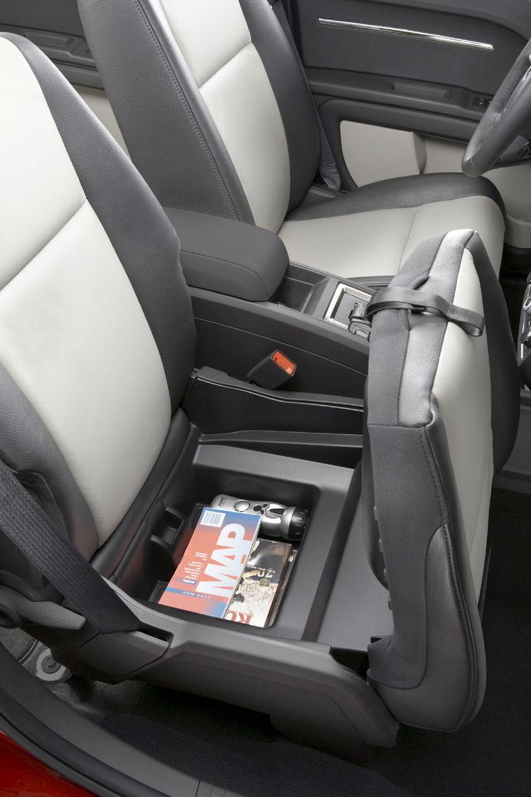 2010 Dodge Journey Interior - Picture / Pic / Image