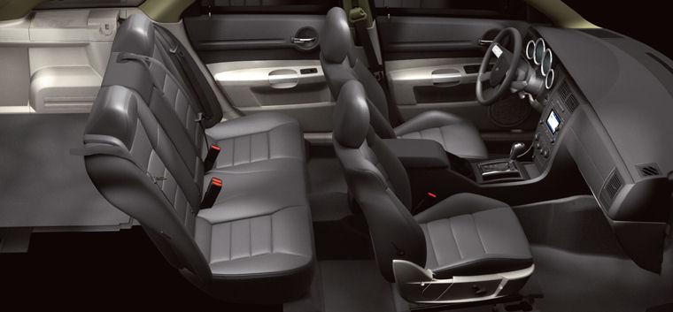 2005 Dodge Magnum Interior Picture Pic Image