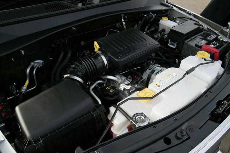 2008 Dodge Nitro Slt 3 7l V6 Engine Picture Pic Image