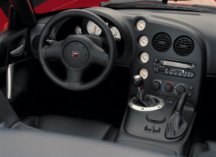 2003 Dodge Viper SRT10 Interior Picture